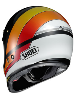 Kask integralny SHOEI EX-Zero Equation TC-10