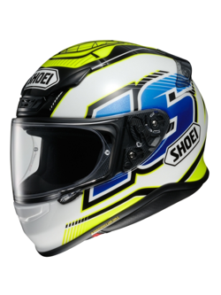 Kask integralny SHOEI NXR Cluzel TC-3