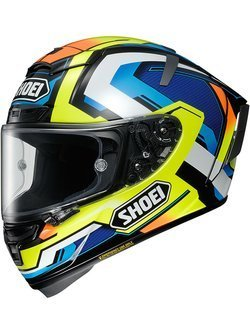 Kask integralny SHOEI X-SPIRIT III BRINK TC-10