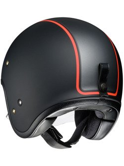 Kask otwarty SHOEI J.O Carburettor TC-8