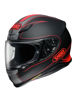 Kask integralny SHOEI NXR Flagger tc-1